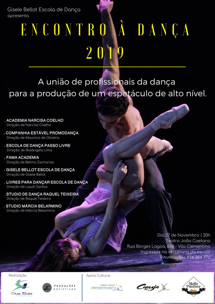 Encontro à Dança 2019